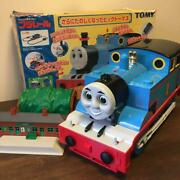 Thomas And Friends Plarail Toy Train More Fun With Big Thomas Used From Japan