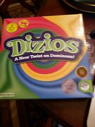 Dizios - A New Twist To Dominoes 2009- Almost Complete Missing 2 Tile Stands
