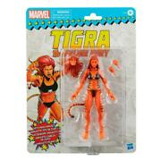 Marvel Legends 6 West Coast Avengers Tigra Vintage Card New Ready To Ship
