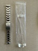 Swiss Army Officer's 1884 Stainless Steel Bracelet With Clasp 001936