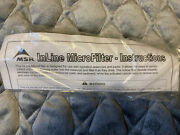 Usmc Issue Msr Mountain Safety Research Inline Micro Filter New