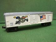 Lionel 6-19517 Old Glory Reefer Boxcar