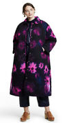 Rachel Comey X Target Size 3x Womenand039s Floral Print Quilted Jacket Nwt - In Hand