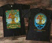 Hot 2021 Dead And Company Tour Raleigh Nc 2021 T-shirt Vintage Men Gift Tee