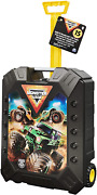 Monster Jam 6058322 Carrying Case For Up To 15 Official 164 Scale Monster Truck