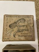 Scarce Shakespeare / Huffman Hand Rest Reel Attachment In Box / Rare Fine Here