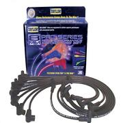 Taylor Cable 8mm Spiro-pro Ignition Wire Set For 1984 Chevrolet G30 Sportvan Adb