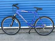 Specialized Hard Rock Shimano Size 21 Large Suspension Mountain Bike 26 Inch
