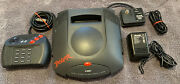 Atari Jaguar Console, Tested Working With Controller, Rf And Power Cables