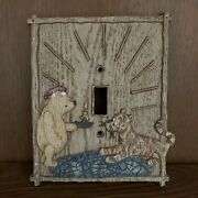 Disney Classic Winnie The Pooh Light Switch Plate Cover Charpente