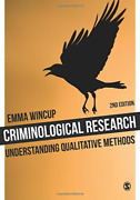 Wincup Emma-criminological Research Uk Import Book New