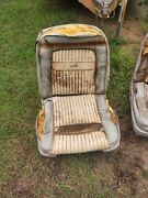 1963 Ford Falcon Bucket Seats Used