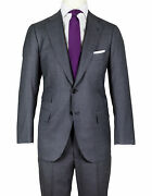 Cesare Attolini Suit In Grey From Super 150and039s Wool / Regeur4190