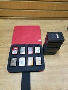 Snap-on Tools Zippo Lighter 100th Anniversary Collection 8 Lighters