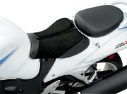 Saddlemen Gel-channel Sport One-piece Solo Seat With Rear Cover 0810-0823