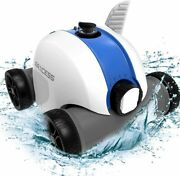 Paxcess Cordless Robotic Pool Cleaner, Automatic Robot Vacuum With...