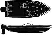Seachoice Universal Boat Cover Color 19and039 6 X 96 Option Runabout