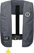 Mustang Mit 100 Inflatable Manual Pfd Color Admiral Gray