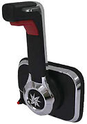 Xtreme Center Console Control Chrome With Engine Cut Off Switch Trim Switch -