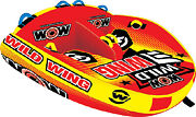 Wow Watersports Towable Wild Wing Size 2 Person