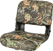 Tempress All Weather Seats Color Black Shell With Vinyl Mossy Oak Break Up Cus