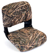 Tempress All Weather Seats Color Black Shell With Vinyl Mossy Oak Shadowgrass