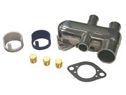 Sierra Thermostat Housing Stainless Steel - 18-1989