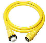 Marinco 50a 125v 3-wire Cordsets Shore Power Cable Holders Size 25and039