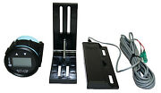 T-h Marine Supply Atlas Gauge Kit Option For 4 And 8 Models Black W/stainless