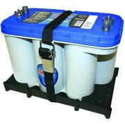 T-h Marine Supply Battery Tray For Optima Batteries