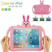 Kids Case For Ipad 2 3 4 Soft Silicon Stand Tablet Cover For Ipad 9.7 Inch Mini