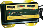 Sportsman Series Battery Charger Dual Pro Option 20 Amps