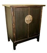 Antique Chinese Ming Sideboard 3008 Zelkova Wood Circa Early 19th Century