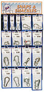 Seadog Snaps And Shackles Ss W/panel
