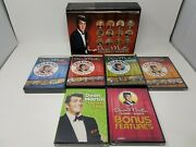 Dean Martin Celebrity Roasts - Complete Collection Boxed Dvd Set - Cases Sealed