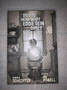 Did You Hear What Eddie Gein Done Kickstarter Excl Signed Ed Nm Albatross Comic