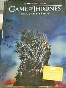 Game Of Thrones The Complete Series Dvd-all Seasons 1-8 Brand New-usa Seller