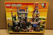 Lego Royal Knight's Castle 6090 Vintage 1995s Brand New In Sealed Box