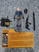 1989 Night Force Charbroil 100 Complete With File Card
