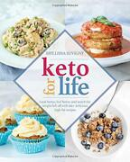 Keto For Life By Sevigny, Mellissa, New Book, Free And , Paperback