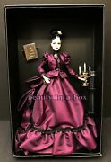 Mistress Of The Manor Barbie Doll Haunted Beauty Collection Gold Label