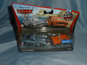 Finn Mcmissile With Weapon And Grem - Disney Pixar Cars 2 Diecast Mater's Secret