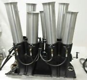 Crower Fuel Injection Bb Chevy - 3 Custom Stacks Excellent Shape