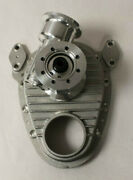 Sb Chevy  Race Timing Cover With  Magneto Drive Enderle-rcd
