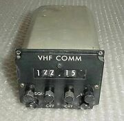 97719-100 97719100 Wilcox Aircraft Vhf Comm Control Panel