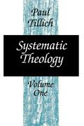 Systematic Theology, Volume 1 By Tillich, New Book, Free And , Paper