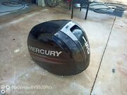 Z4a Oem Mercury 150 4-stroke Efi Top Cowling Cowl Cover Engine Cover 8m0074089