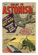 Tales To Astonish 41 Gd+ 2.5 1963