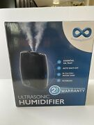 Everlasting Comfort Cool Mist Humidifier For Bedroom With Essential Oil Tray, 6l