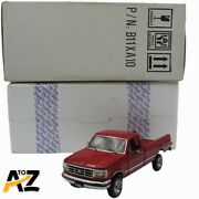 124 Scale Franklin Mint 1996 Red Ford F-150 Pick Up Truck